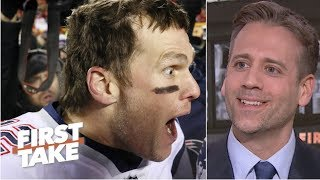 Download Tom Brady was lucky to beat Patrick Mahomes & the Chiefs – Max Kellerman | First Take Video