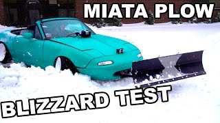 Download Miata Plow vs Blizzard - Challenge Accepted Video