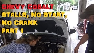 Download Chevrolet Cobalt - No Crank No Start Stalling - Bizarre Problems Part I Video