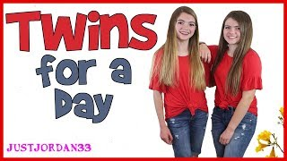 Download Twins For A Day / JustJordan33 Video