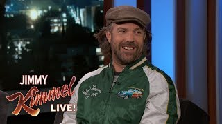 Download Jason Sudeikis Reveals Why He Was Arrested Video