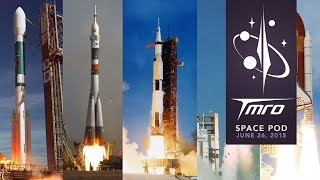 Download Top 5 Rockets of All Time - Space Pod 06/26/15 Video