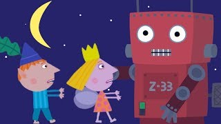 Download Ben e Holly em Português 🤖 O Robô 🤖 Completo | Desenhos Animados Video