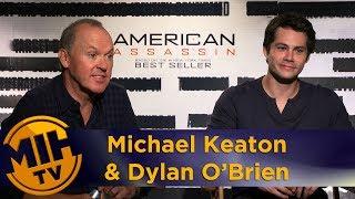 Download Michael Keaton & Dylan O'Brien Discuss Devastating Scene in 'American Assassin' Video