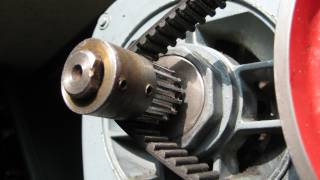 Download Cutting a 16 tooth timing belt pulley in my home workshop. Video