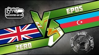 Download Epos VS Zer0 ★ Daily Beatbox Battle ★ 10.11.2016 Video