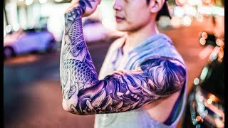 Download ช่างมิ้มพาเที่ยวออสเตรเลีย EP.3 // 18+ สุดยอดงานประกวดรอยสัก   Australia Tattoo Expro 2018 Video