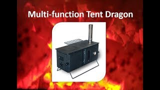 Download Multi Function Tent Stove Video