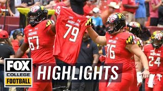 Download Maryland vs Texas | FOX COLLEGE FOOTBALL HIGHLIGHTS Video