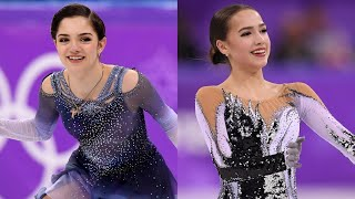 Download Russian figure skaters battle in final Video