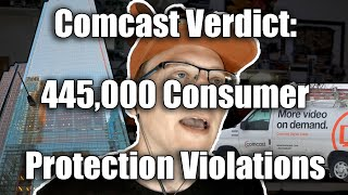 Download Comcast CAUGHT! Violated Consumer Rights 445,000 in Washington State Video
