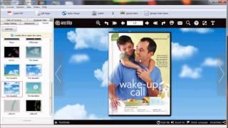 Download Anyflip Free PDF to Flipbook WordPress Software to Create Flipbook Plugin to Embed on Site Video