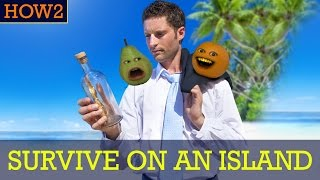 Download HOW2: How to Survive on a Deserted Island! Video