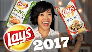 Download LAY'S Do US a Flavor 2017 Taste Test Video