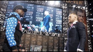Download Mayweather vs McGregor World Tour: Los Angeles Recap Video