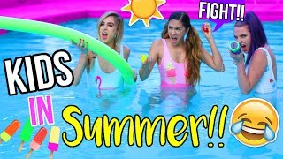 Download THINGS YOU DID AS A KID IN SUMMER!! Video