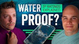 Download Your ″Waterproof″ Phone ... Isn't Video