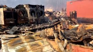 Download Gatlinburg Fire Aftermath - New Footage Shows the Extent of Damage done by Wildfires in Gatlinburg Video
