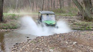 Download John Deere Gator Trail Riding Video