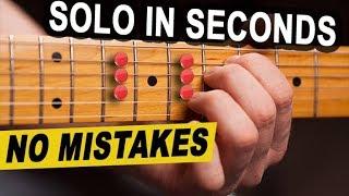 Download Pentatonic Box Shape Checklist (Solo in Seconds - NO Mistakes) Video