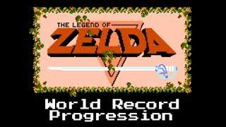 Download World Record Progression: The Legend Of Zelda (NES) Video