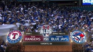 Download MLB ALDS Game 5 10/14/2015 ● Texas Rangers vs Toronto Blue Jays Video