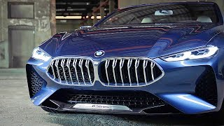 Download BMW 8 Series Concept (2018) Interior, Exterior, Driving [YOUCAR] Video