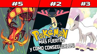 Download 6 POKÉMON MAS FUERTES DE GALAR y COMO CONSEGUIRLOS! - Pokémon Espada y Escudo Video