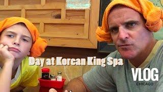 Download Chicago `Korean King Spa VLOG Video
