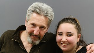 Download Ralph opens up to his teenage daughter, Abby, about why he was in and out of prison | StoryCorps Video