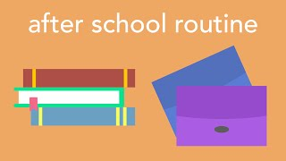 Download after school routine 2016 Video