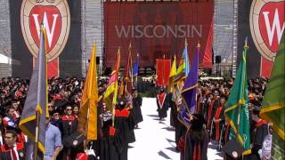 Download UW-Madison Spring Commencement, May 13, 2017 Video