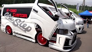 Download 🚗 BOX CARs 箱車軍団様 トヨタハイエース TOYOTA HIACE custom car Video