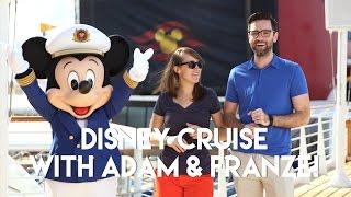 Download Disney Cruise - Newly Renovated DISNEY WONDER - Adam & Franze 2016! Video
