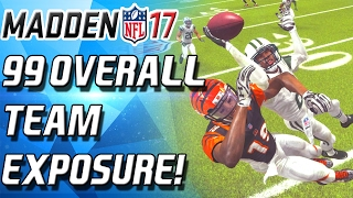 Download Madden 17 Ultimate Team - 99 OVERALL TEAM EXPOSED! MOST INTERCEPTIONS EVER! - MUT 17 Video