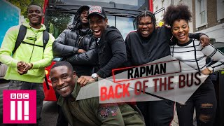 Download The Cast of Rapman's Blue Story Take A Tour Through London Video