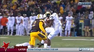 Download Michael Gallup (Colorado St WR) vs Wyoming - 2017 Video