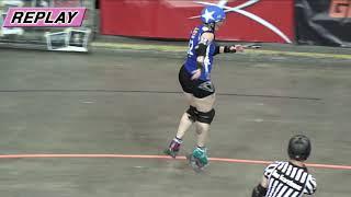 Download 2018 International WFTDA Championships Game 13: Victorian Roller Derby League v Rose City Rollers Video