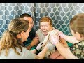 Download EMOTIONAL HOME BIRTH OF OUR SURPRISE BABY! Video