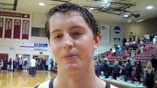 Download SPU MEN'S BASKETBALL: Nathan Streufert (Feb. 11, 2017) Video