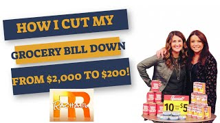 Download How this Mom Cut her Grocery Budget from $2,000 down to $200 per month - Rachael Ray Show Video