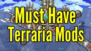 Download 5 Must Have Terraria Mods 2017- Terraria 1.3.5 Video
