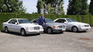 Download 1986 to 1995 Mercedes Coupes on Parade: The Best of the Breed Video