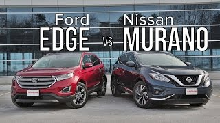 Download 2016 Ford Edge vs 2016 Nissan Murano Video