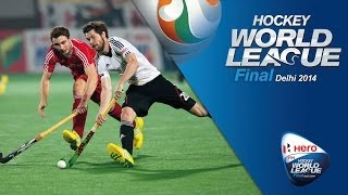 Download England vs Germany - Men's Hero Hockey World League Final India Pool A [11/1/2014] Video