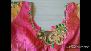 Download Aari embroidery blouse designs Video
