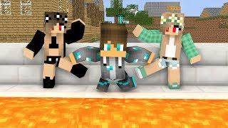 Download Diamond man life 11 - Minecraft Animations Video