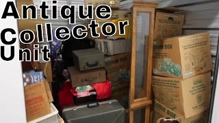 Download I Bought An Abandon ANTIQUE Storage Unit.. Paid on for 19 Years!! Video