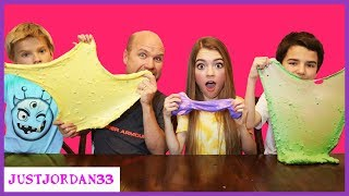 Download Who Made The Mystery Ingredient Slime? / JustJordan33 Video
