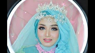 Download tutorial MAKEUP WEDDING ala BARBIE | wedding Kekinian | RindyNellaKrisna Video